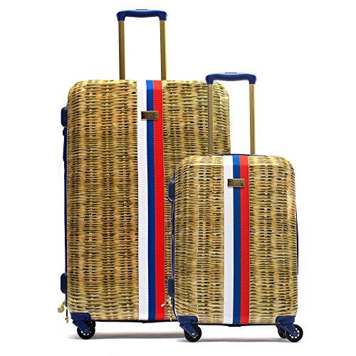 Macbeth Nauti Provence 2 Piece Luggage Set, Tan by Unknown