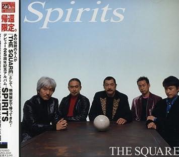 amazon spirits the square kezoh kawano フュージョン 音楽