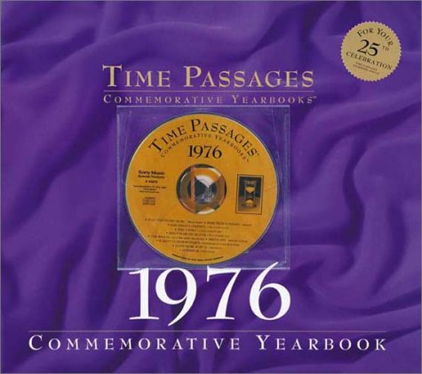 Time Passages 1976 Commemorative Yearbook
