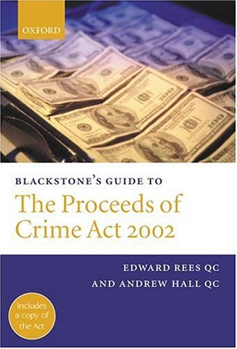 the proceeds of crime act 2002 Vla may make a grant of legal assistance to a person in relation to proceedings under the proceeds of crime act 2002 if the person has property that is covered by a restraining order under the act, or is likely to be covered by such an order.