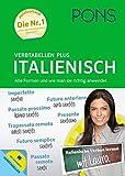 PONS Verbtabellen Plus Italienisch - Mit persönlichem Lehrer, Lernvideos und Online-Übungen