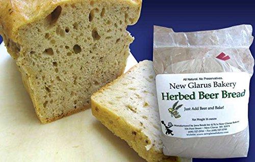 Herbed Beer Bread Mixes - 2 Packs