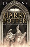 Harry Potter and the Order of the Phoenix Adult Cloth