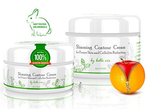 Cellulite Remover Crème ★ | Lotion Traitement de la cellulite | Minceur Crème Minceur pour Raffermissant et de réduction de la cellulite | Satisfait ou Remboursé