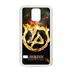 C-EUR Customized Print Linkin Park Hard Skin Case Compatible For Samsung Galaxy S5 I9600 Kimberly Kurzendoerfer