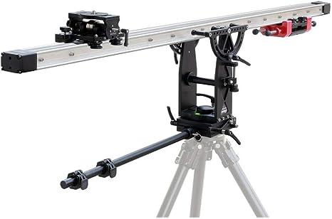 80cm Kamera Schiene Slider Video Stabilisator Schiene Glatt  Schwungrad PRO