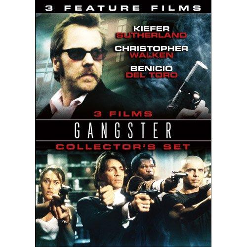 Adventure Collectors Set - Gangster Collector's Set: 3 Feature Films