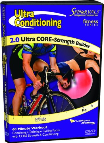 Spinervals Ultra Conditioning Series 2.0 Core-Strength Builder DVD by Spinervals
