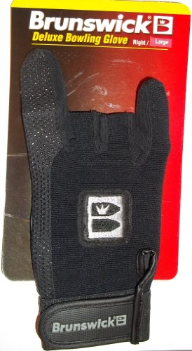 Brunswick Deluxe Bowling Glove Right / Large