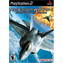 Ace Combat 04 Shattered Skies - PlayStation 2