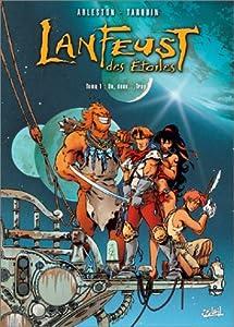 vignette de 'Lanfeust des étoiles. n° 1<br /> Un, deux, Troy (Christophe Arleston)'