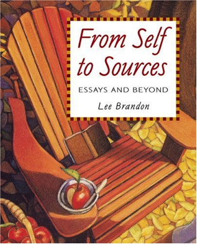 "from self to source essay and beyond Although many personal statements will not include any citation of sources, in some cases—particularly if your work is in the sciences and you need to provide a brief literature review—you will need to cite sources at the end of your essay in a ""references"" section."