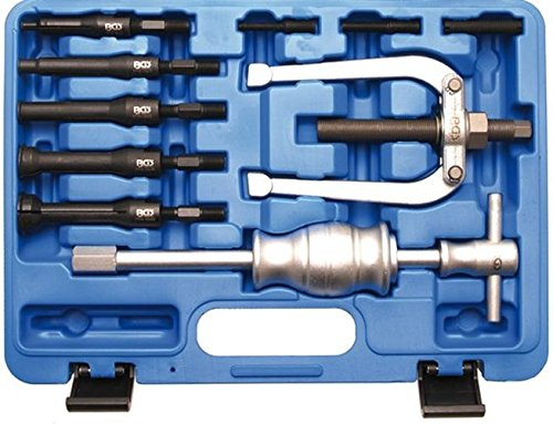 Price comparison product image BGS technic PRO+ 10-piece Blind Hole Bearing Puller Set