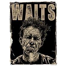 Tom Waits Poster Art Print By Mike Winnard