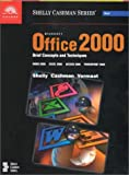 img - for Microsoft Office 2000 Brief Concepts and Techniques: Word 2000, Excel 2000, Access 2000, Powerpoint 2000 book / textbook / text book