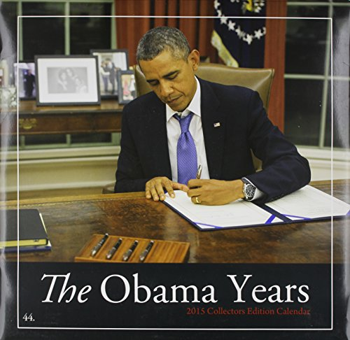 Books : Shades of Color 12 by 12 Inches 2015 The Obama Years African American Calendar (15OB)