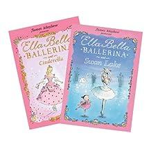 Ella Bella Ballerina Enchanted Gift Set: With Swan Lake & Cinderella