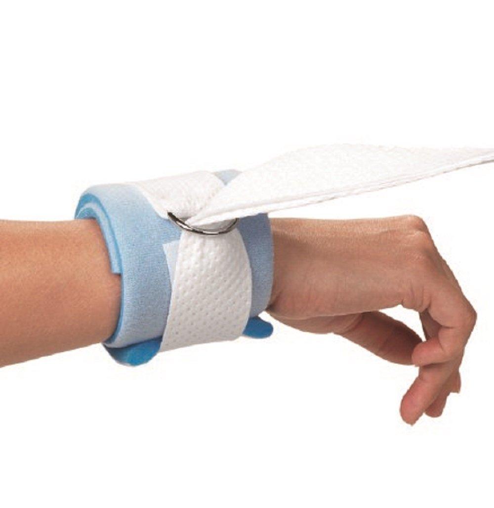 Procare - Ankle / Wrist Restraint - One Size Fits Most - Tie Strap - 2-Strap - 40/Case-McK