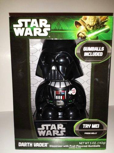 Star Wars Darth Vader Breathing Gumball Machine - Galerie Candy Year 2013 -
