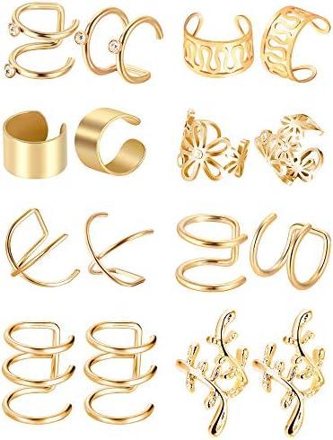 Pairs Stainless Piercing Cartilage Earrings
