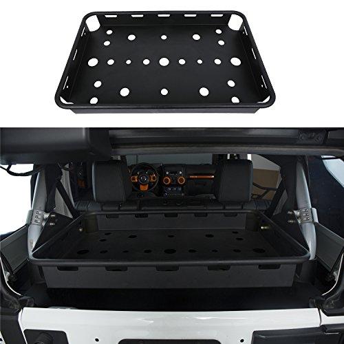 2007-2018 Jeep JK Interior Cargo Rack for Jeep Wrangler & Wrangler Unlimited (4 Door)