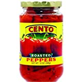Cento Roasted Peppers 12 oz (Pack of 12)