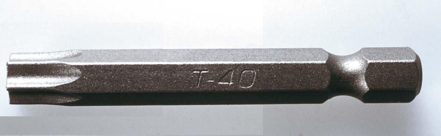 KS Tools 911.2731 - Punta de destornillador (T20, TX, 6,3 x 50 mm) 4042146051108