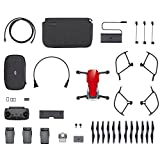 Photo : DJI Mavic Air Fly More Combo, Flame Red Portable Quadcopter Drone