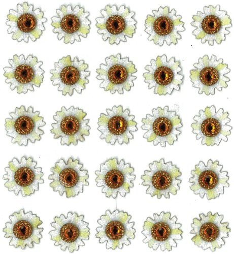 Jolee's Boutique Dimensional Stickers, Daisies