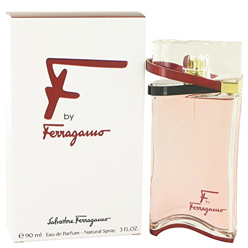 ([BSE] SÁLVATORE FERRÁGAMO F Perfume For Women 3 oz Eau De Parfum Spray + a FREE Ralph Rocks 1.7 oz Shower Gel)