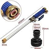 Garden Water Gun High Pressure Power Washer Spray Nozzle Set For Home Lawn Car