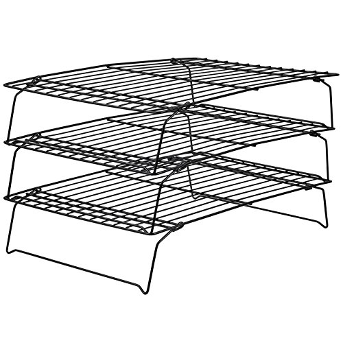 Recipe Right Non-Stick Cooling Grids 3/Pkg-15-7/8X9-7/8