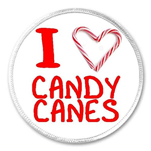 I Love Candy Canes - 3