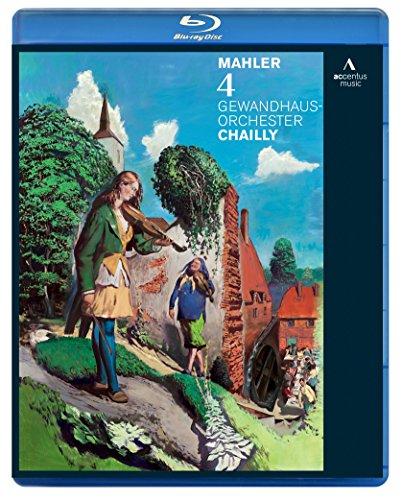 Christina Landshamer - Mahler 4 (Blu-ray)
