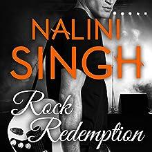 Rock Redemption: Rock Kiss Series #3 | Livre audio Auteur(s) : Nalini Singh Narrateur(s) : Justine O. Keef