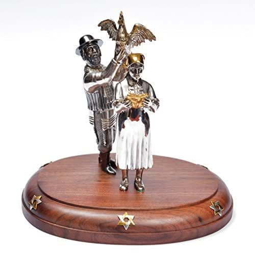 "Amazon.com: Silver Statue Figurine ""Kaparot"""