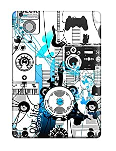 AndreaLBuhl Snap On Hard Case Cover Beck Protector For Ipad Air