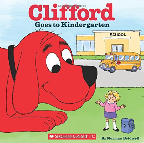 Clifford The Big Red Dog Book Series