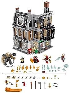 LEGO Super Heroes Sanctum Sanctorum Showdown 76108 Building Kit (1004 Piece)