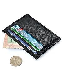 ABC® Slim Credit Card Holder Mini Wallet ID Case Purse Bag Pouch