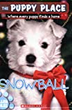 img - for Snowball (The Puppy Place) book / textbook / text book