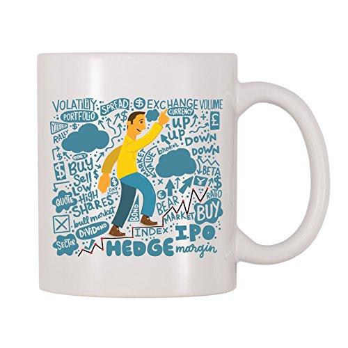 4 All Times Hedge Fund Investor Coffee Mug (11 oz)