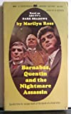 Barnabas, Quentin and the Nightmare Assassin by Marilyn Ross front cover