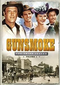 Gunsmoke: Season 3, Vol. 1