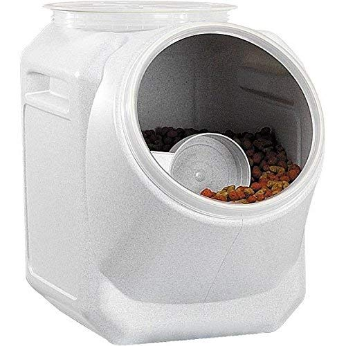 OKSLO Pet food storage container stackable vittle vault dog shelter rescue choose size