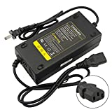 Fancy Buying 48V 2A Electric Moped Scooter E-Bike Charger 4 Feet 3 Holes Plug 110W-48V/12AH
