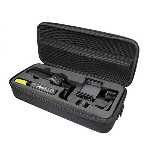 Soyan Hard Carrying Case for DJI OSMO Mobile Gimbal and Accessories by Soyan