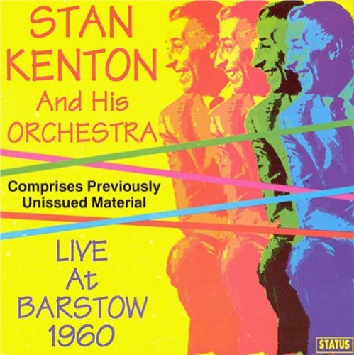 Live at Barstow 1960 by Status Records