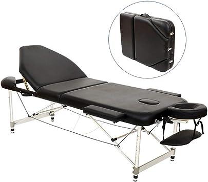 Lettino Massaggio Portatile Leggero.Lfniu Lettino Da Massaggio Con Lettino Da Massaggio Portatile