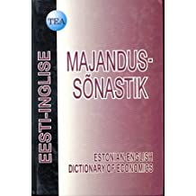 Estonian-English Dictionary of Economics